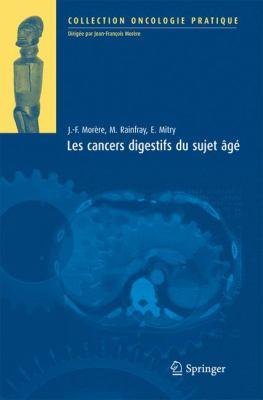Les Cancers Digestifs Du Sujet Age 9782287795138