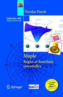Maple - R Gles Et Fonctions Essentielles 9782287252013