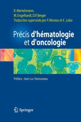 PR Cis D'h Matologie Et D'Oncologie 9782287993411