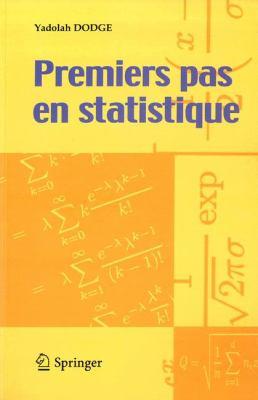 Premiers Pas En Statistique 9782287302756