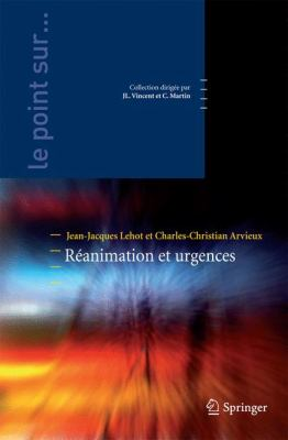 Reanimation Et Urgences 9782287991288