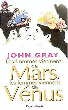 Hommes Mars Femmes Venus 9782290336724