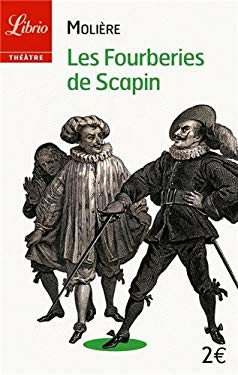 Les Fourberies de Scapin 9782290334782