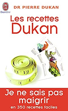 Les Recettes Dukan 9782290008577