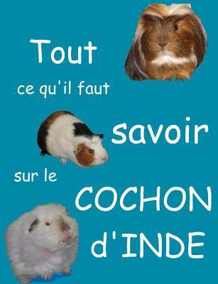 Tout ce qu'il faut savoir sur le cochon d'inde (nouvelle dition) (French Edition)
