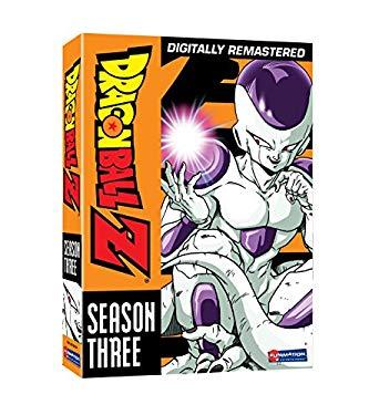 Dragon Ball Z: Season 3 (Frieza Saga)
