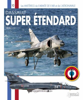 Dassault Super Etendard 9782352501756