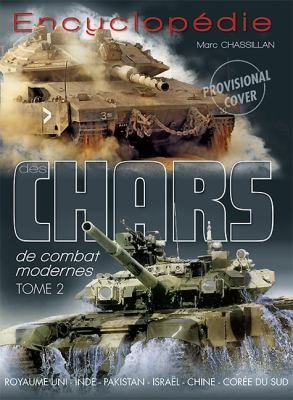 Encyclop'die Des Chars de Combat Modernes: Tome 2: Brazil-Russia-India-China-South Africa 9782352501923