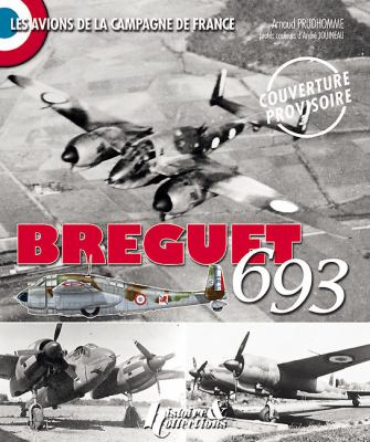 Brequet 693 Le Lion de L'Aviation D'Assaut 9782352501947