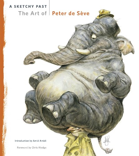A Sketchy Past: The Art of Peter de Seve 9782355740992
