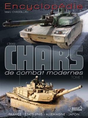 Encyclopedie Des Chars De Combat Moderne 9782352501763