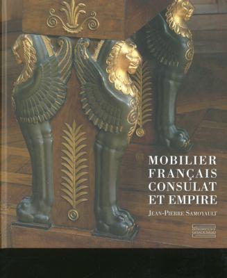 Mobilier Francais Consulat Et Empire 9782353400287