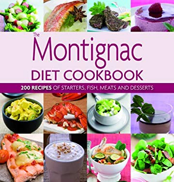 Montignac Diet Cookbook 9782359340396
