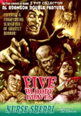 Five Bloody Graves / Nurse Sherri-Grindhouse Double Feature