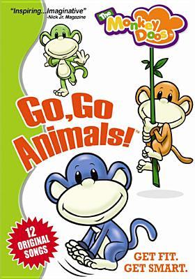 Monkey Doos: Go Go Animals
