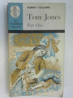 Tom Jones. Part One. An Everyman Paperback