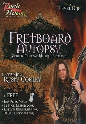 Fretboard Autopsy Level One: Scales, Modes & Melodic Patterns