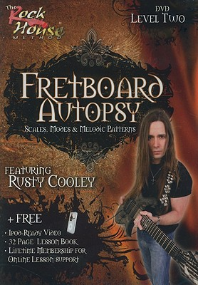 Fretboard Autopsy Level Two: Scales, Modes & Melodic Patterns