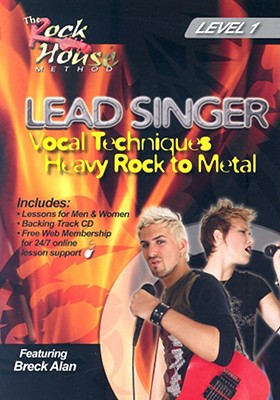 Lead Singer Vocal Techniques-Hard Rock to Metal-Level 1