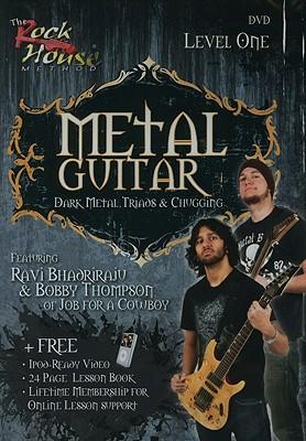 Metal Guitar Level One: Dark Metal, Triads & Chugging