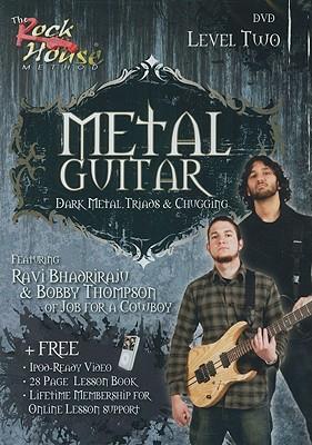 Metal Guitar Level Two: Dark Metal, Triads & Chugging