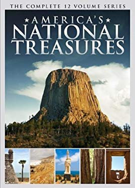 Americas National Treasures: The Complete 12 Volume Series