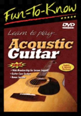 Fun to Know: Acoustic Guitar Lessons for Beginners