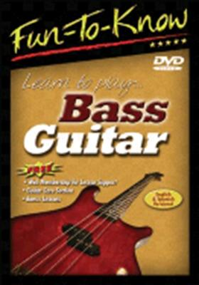 Fun to Know: Learn to Play Bass Guitar