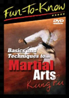 Fun to Know: Basic & Techniques to Martial Arts