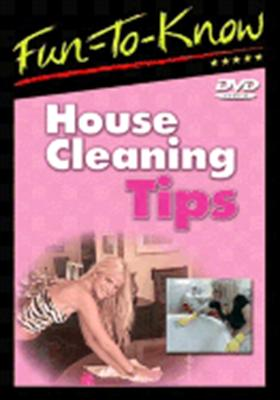 Fun to Know: House Cleaning Tips