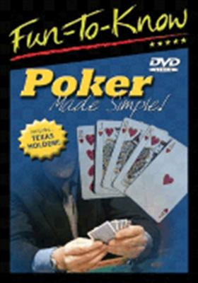 Fun to Know: Poker Made Simple