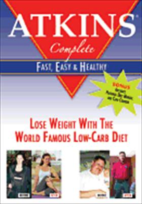 Atkins Complete: Fast, Easy & Healthy