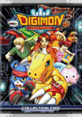 Digimon Data Squad: Collection 2
