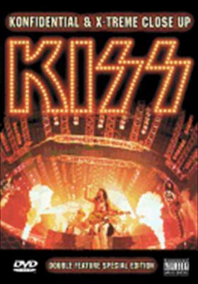 Kiss: Konfidential & X-Treme Close Up