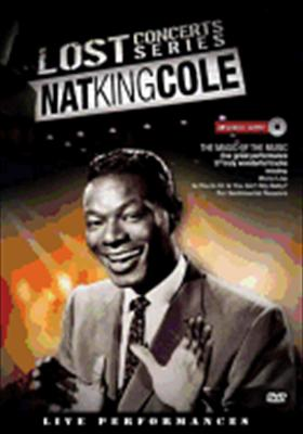 Lost Concerts: Nat King Cole