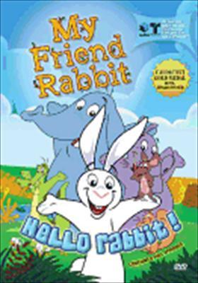 My Friend Rabbit: Hello Rabbit
