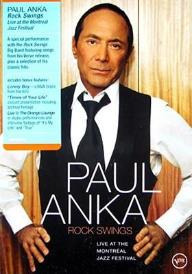 Paul Anka: Rock Swings