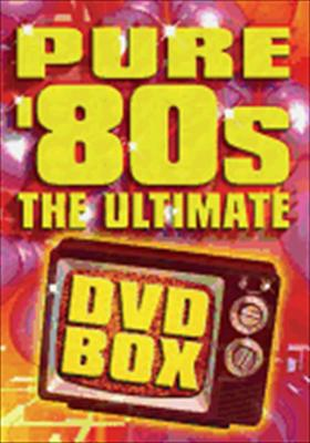 Pure 80's: The Ultimate DVD Box