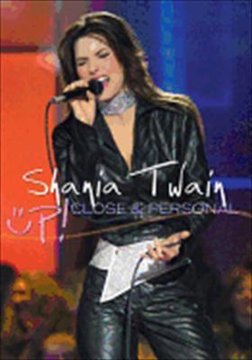 Shania Twain: Up! Close & Personal