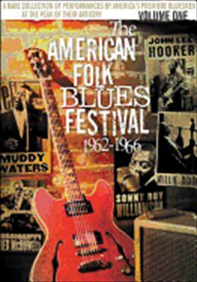 The American Folk Blues Festival 1962-1966 Vol. 1 0602498604120