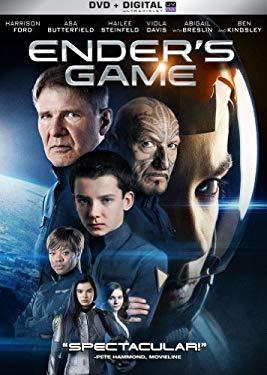 Ender's Game [DVD + Digital]