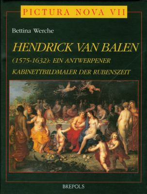 Hendrick Van Balen (1575-11632) (Pict) 9782503508795