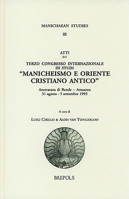 Manicheismo E Oriente Cristiano Antico 9782503506029