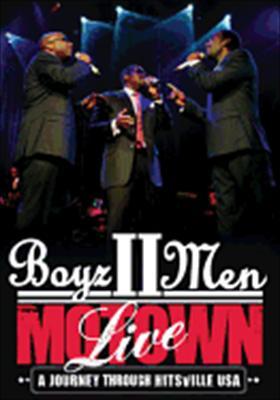 Boyz II Men: Motown Journey Through Hitsville, USA Live