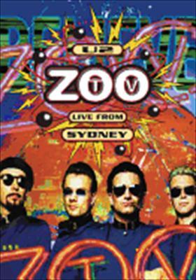 U2: Zoo TV - Live from Sydney