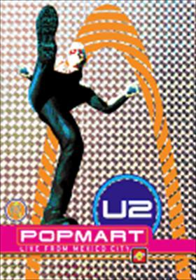 U2-Popmart-Live from Mexico
