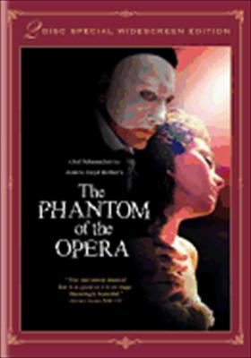 Andrew Lloyd Webber's the Phantom of the Opera 0012569702998