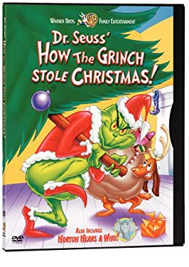 Dr. Seuss' How the Grinch Stole Christmas! / Horton Hears a Who! 0012569540927