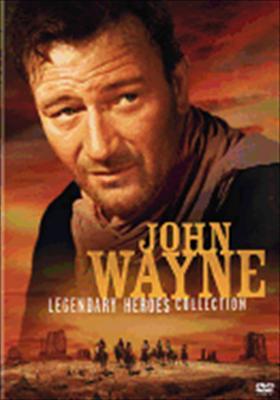 John Wayne Legendary Heroes Collection