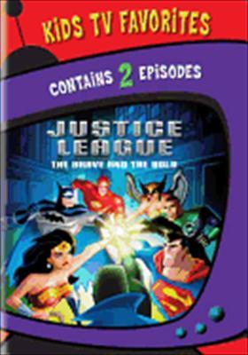 Kids TV Favorites: Justice League Brave & Bold